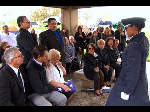 Daniel Ortega Graveside Service HD