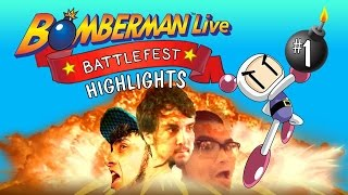 Bomberman Live! Battlefest | Highlights #1