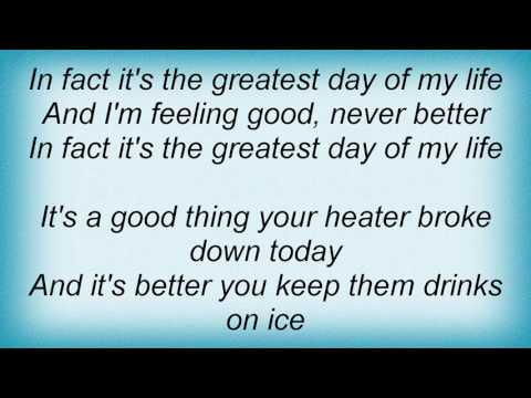 Beverley Knight - Greatest Day Lyrics