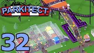 Parkitect - Part 32 - PUKE EVERYWHERE!