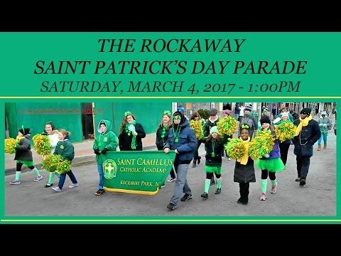 ROCKAWAY ST. PATRICk'S DAY PARADE 2017