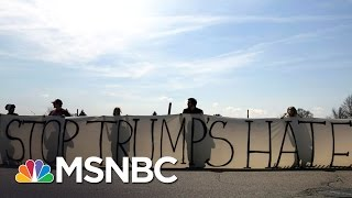 New Anti-Donald Trump Ads: Exclusive Sneak Peek   Rachel Maddow   MSNBC