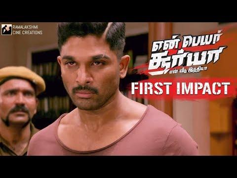 En Peyar Surya En Veedu India First Impact...