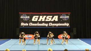 2015 GHSA State Competition - Lambert