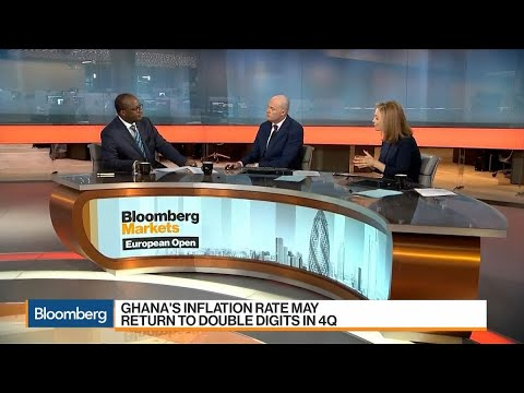 Bank Of Ghana On Interest Rates, Cedi, Inflation
