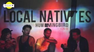 Local Natives - You & I (HQ)