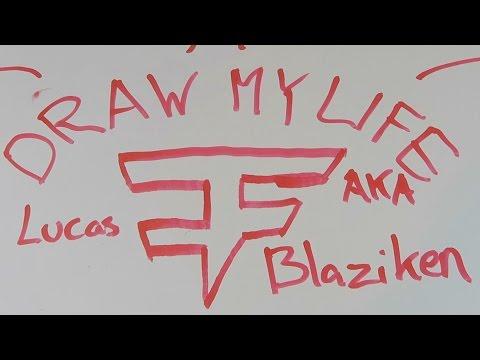 Draw My Life - FaZe Blaziken