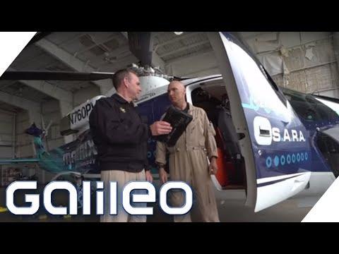 DARPA: Ideenschmiede des US-Militärs | Galileo | ProSieben
