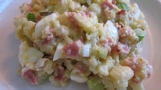 Potato Salad Using Cauliflower | A Quick & Easy How To Recipe