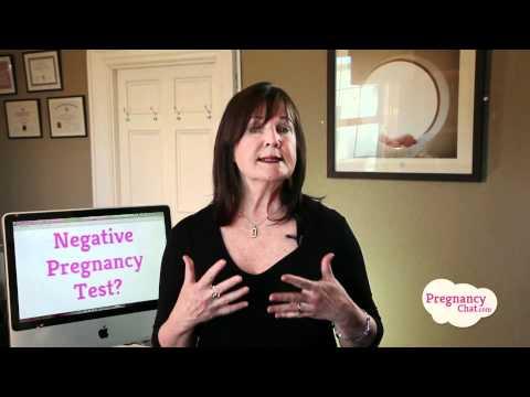Negative Pregnancy Test: I Think I'm Pregnant But My Pregnancy Test Is Negative?