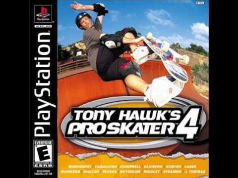 Tony Hawks Pro Skater 4 OST  My Adidas