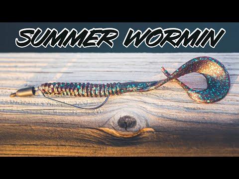 Summer Worm Fishing – Tricks To Catch Bigger Bass