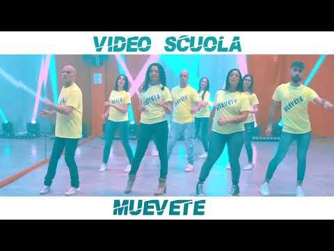 Muevete (VIDEO SCUOLA) - Orchestra Manuel Malanotte & Cuore d'Italia Band