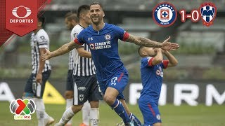 ¡Cruz Azul avanza a la final! | Cruz Azul 1 - 0 Monterrey | Semifinal - A2018 | Televisa Deportes