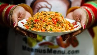 Schezwan Fried Rice Recipe In Hindi | Original Chinese Fried Rice