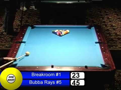 Breakroom #1 vs Bubba Rays #5