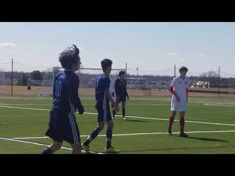 FC United vs. St Croix Academy 1st Half