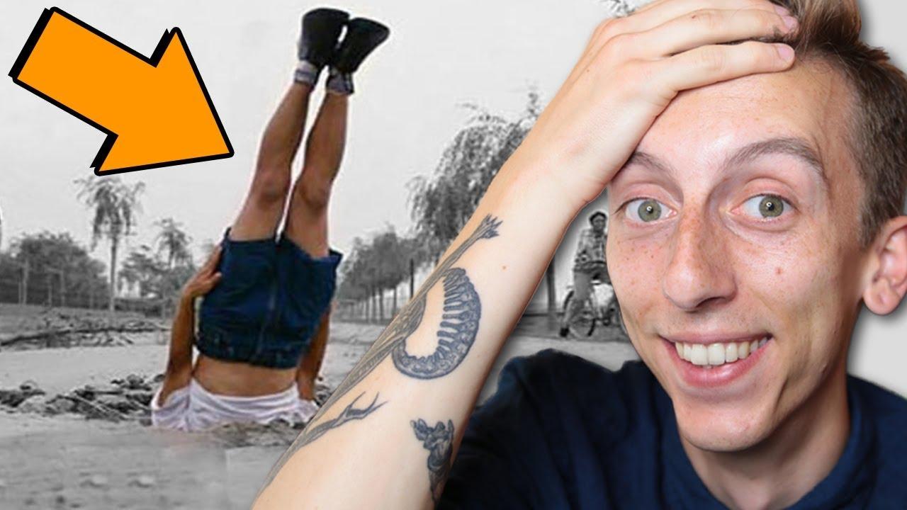 Bolesne UPADKI na hulajnodze!