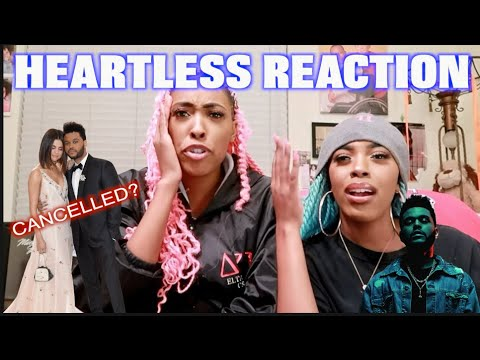 THE WEEKND- HEARTLESS REACTION VIDEO