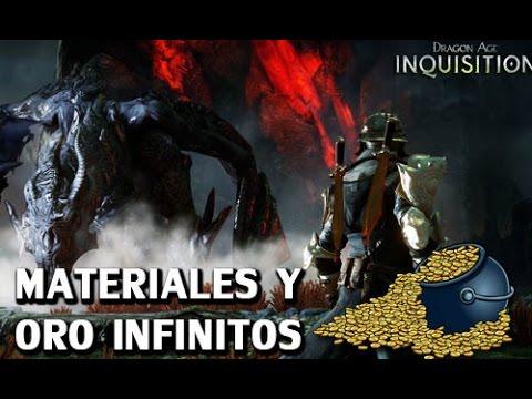 Dragon Age Inquisition - TRUCO Objetos y Oro INFINITOS