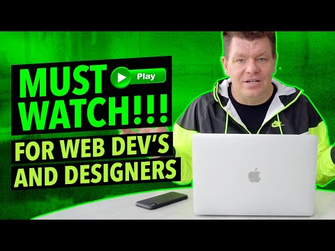 Number #1 Video All Web Developers & Designers Should Watch