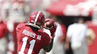 Alabama WR- Henry Ruggs III Junior Season Highlights (HD)
