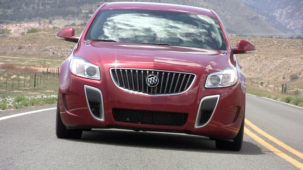2017 Buick Regal Gs S 0 60 Mph Mile High Performance Test