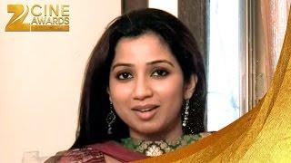 Zee Cine Awards 2008 Best Playback Singer Female Shreya Ghosal