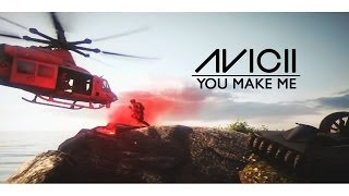 Avicii - You Make Me (Avicii by Avicii) - Battlefield 4 Machinima