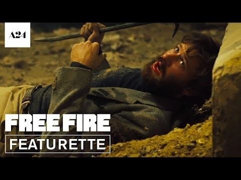 Free Fire | Ord | Official Featurette HD | A24