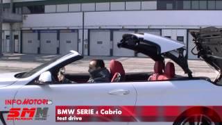 BMW Serie 4 Cabrio Test Drive