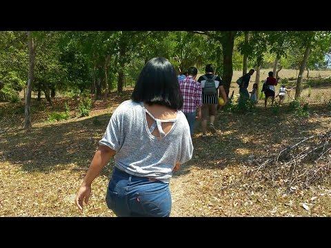 Haciendo Sopa de Gallina en el Campo-El Salvador Parte 2