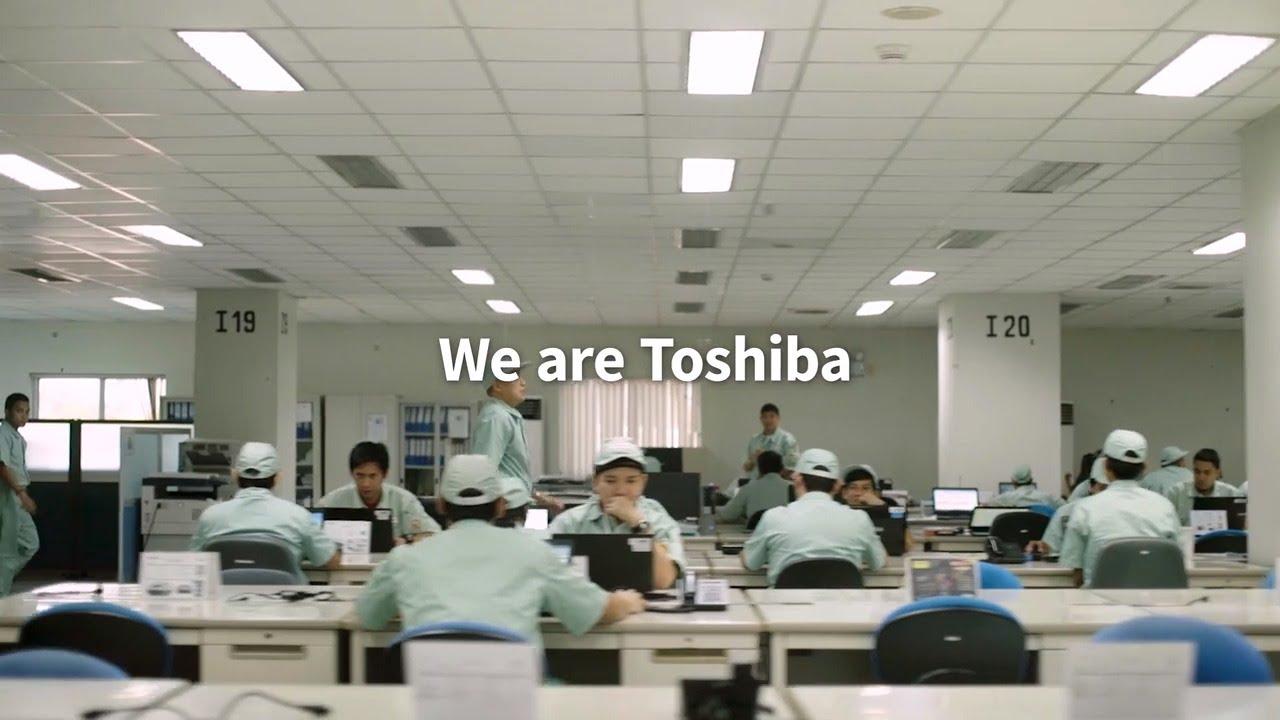 Toshiba Brand Video - We are Toshiba - YouTube