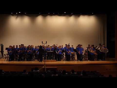 Kaimuki Middle School Symphonic Winds — 2018 OBDA Parade of Bands