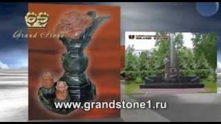 Каталог памятников из гранита и мрамора от Grand Stone