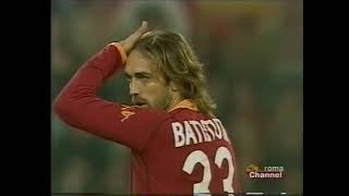 16/11/2002 Batistuta vs Inter