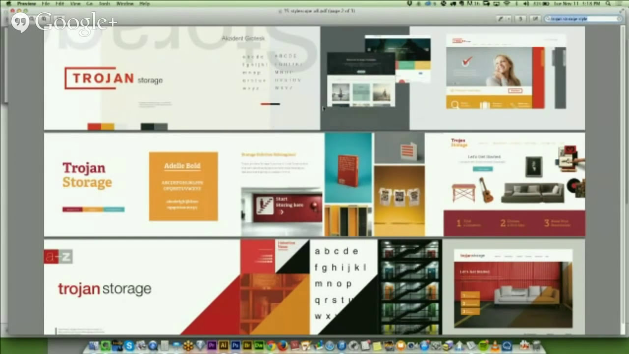 Stylescape Graphic Design: How To Design Brand Identity Stylescapes