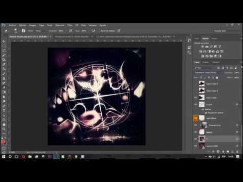 Speed Art  - Geometry Dash Profile Picture - Smile Rebirth