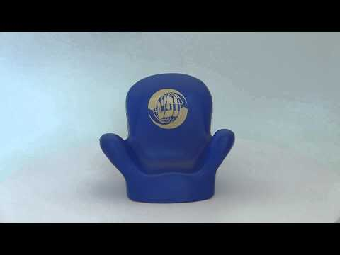 26238 - Blue Chair Phone Holder