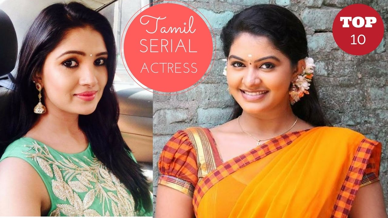 Tamil Serial Actress Hot And Sexy  Top 10 Best Tamil Serial Actress -5870