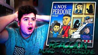 Morad - Nos Perdone (VIDEO OFICIAL) // Reacción Anthonyby10