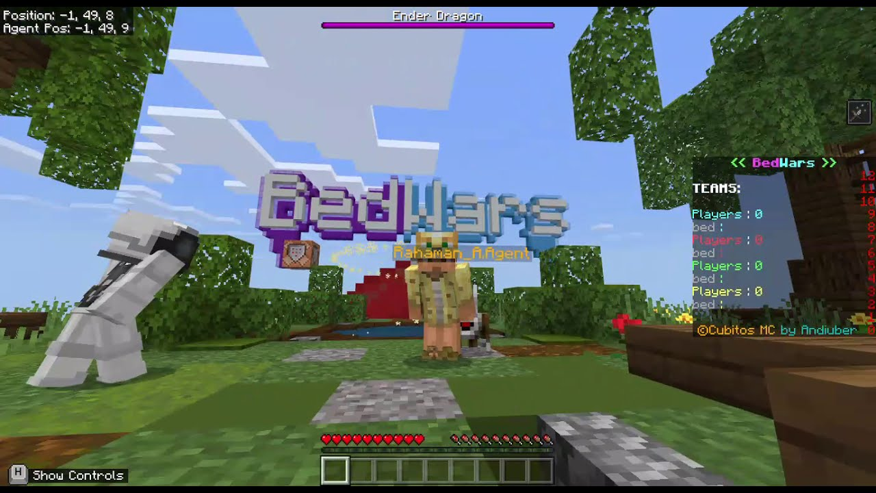 BedWars Ep 1 Minecraft Education Edition YouTube