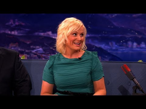 Download Amy Poehler Interview Part 02 - Conan on TBS