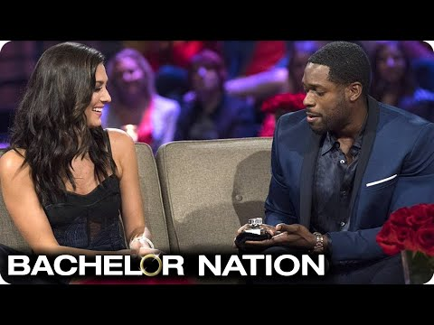 Becca Meets Her Exs | The Bachelorette US