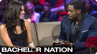 Becca Meets Her Ex's   The Bachelorette US