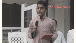 THE JOURNEY narrated by Muhammad Aishan Mawji