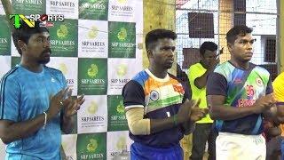 SF - Postal Chennai vs Diamond Star, Erode | KCP Perundurai - State Level Kabaddi Match 2019