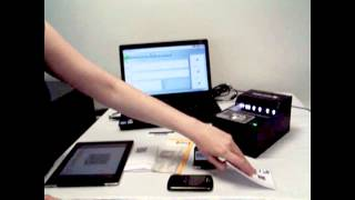 DESKO PENTA Scanner® Cube² - barcode test