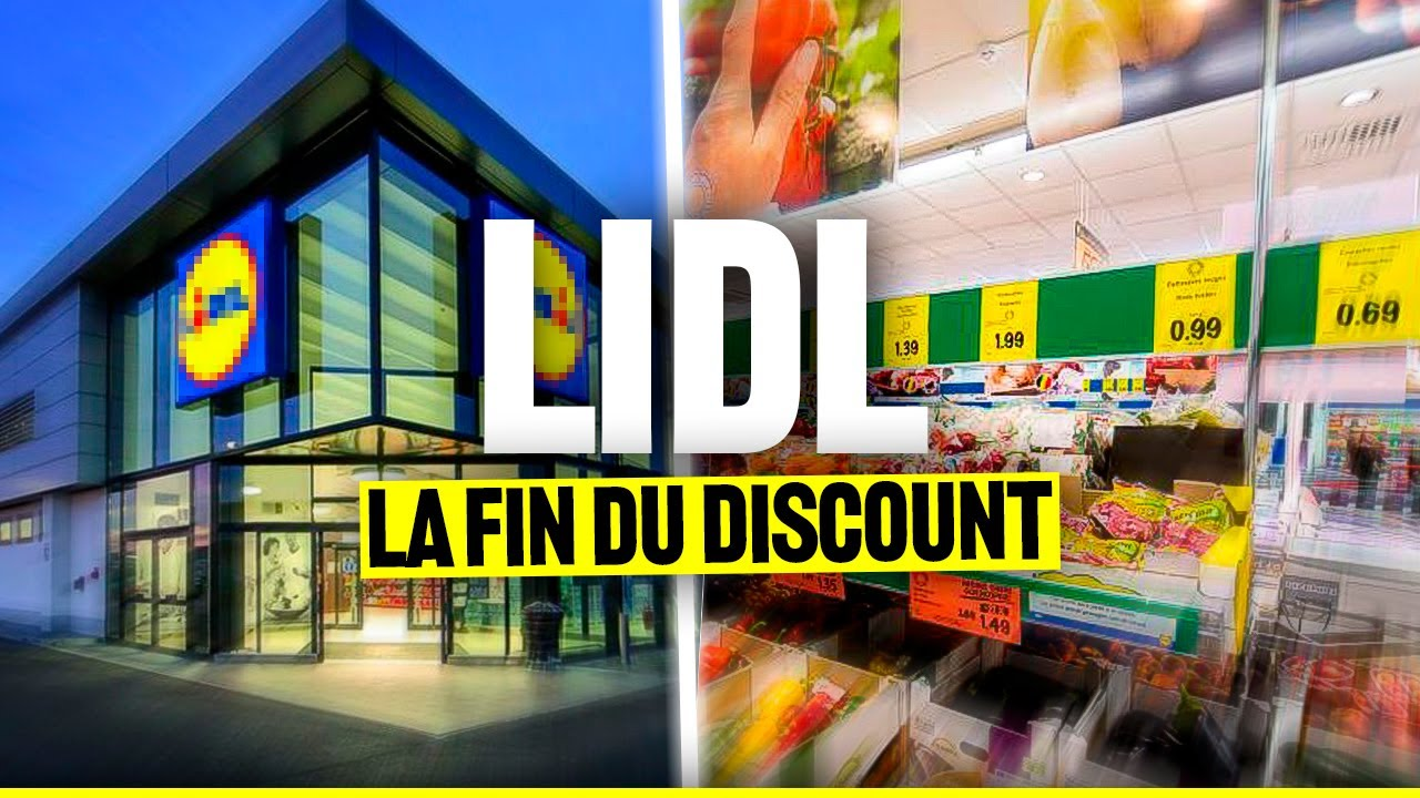 Download Lidl, la fin du hard discount