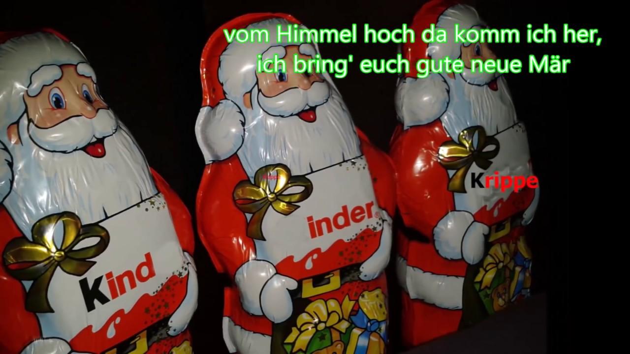 Lustige Weihnachtslieder Umgetextet.Lustiges Weihnachtslied Fur Eilige Menschen Weihnachten 2017 Auf Deutsch Ohne Rolf Zuckowski